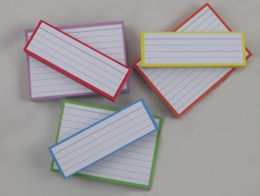 Giftpack 150 A7 flashcards 150 Half flashcards