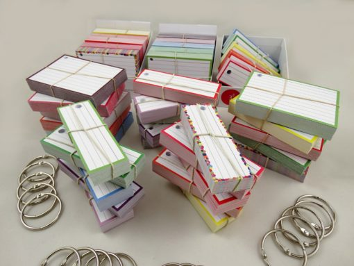 Exambundle 2000 flashcards + Leitner Boxes 2