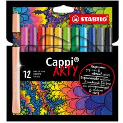 STABILO-Cappi-felt tip pens 12 pc